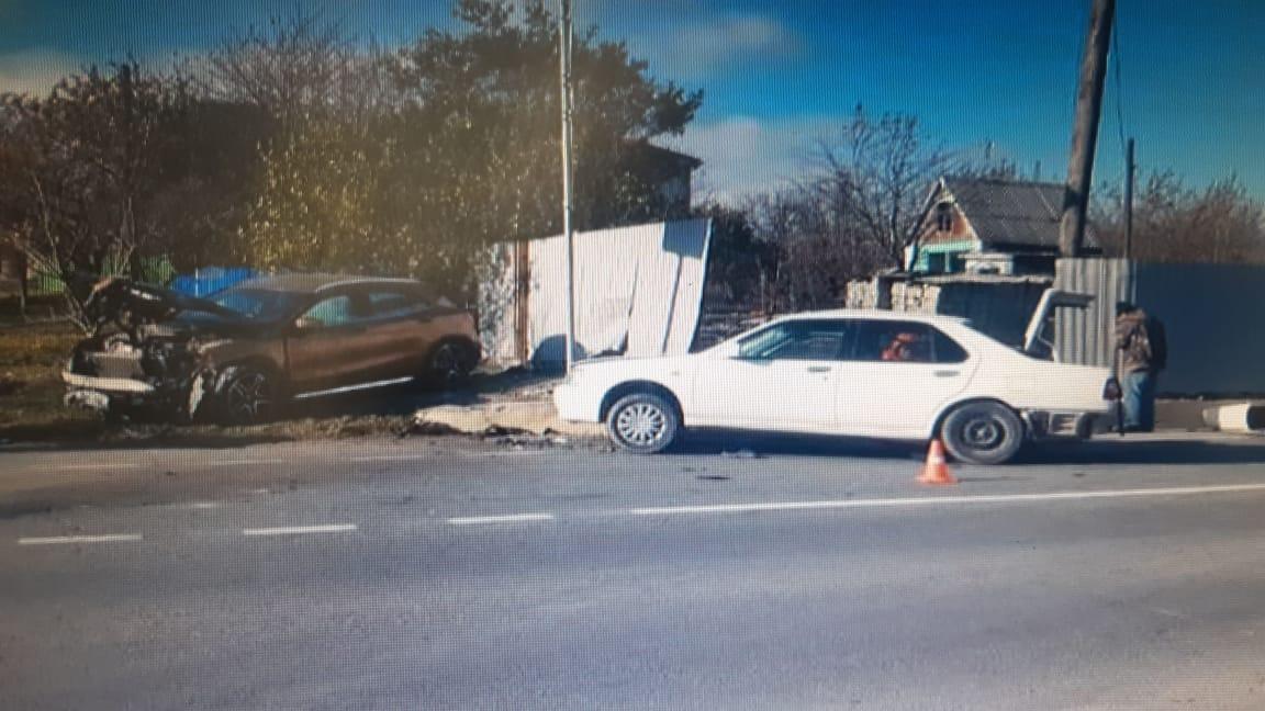 Под Новороссийском из-за ошибки одного водителя скончался другой