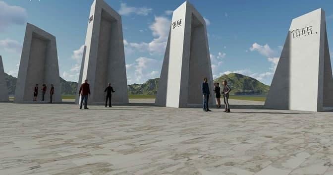 На Малой Земле в Новороссийске благоустроят пешеходную зону
