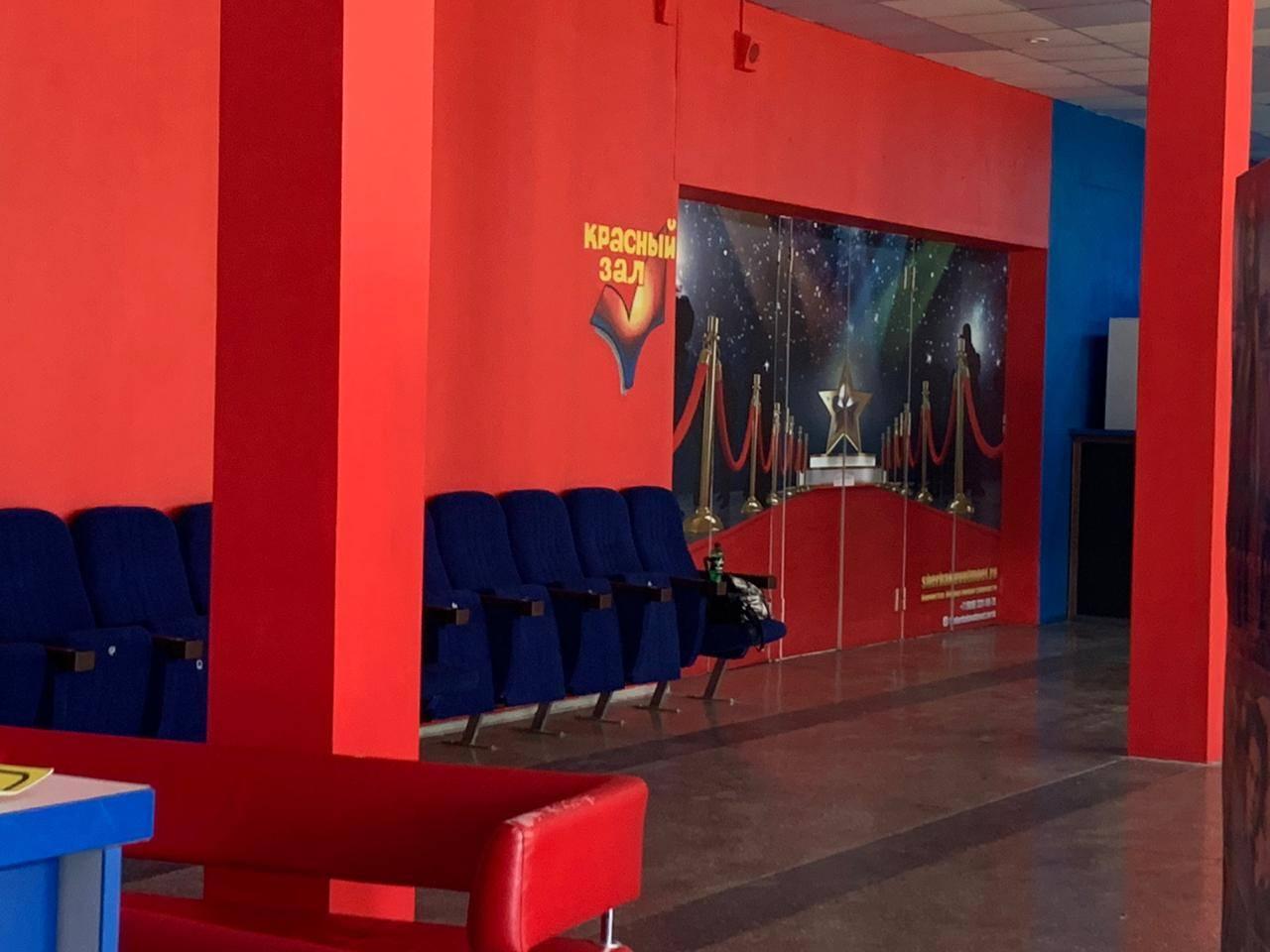Сегодня в Новороссийске заработал кинотеатр «Нептун»