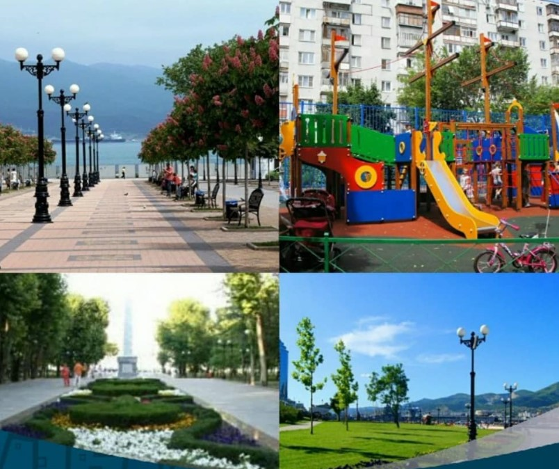 Новороссийск назван самым лучшим в России в сфере жилья и городской среды