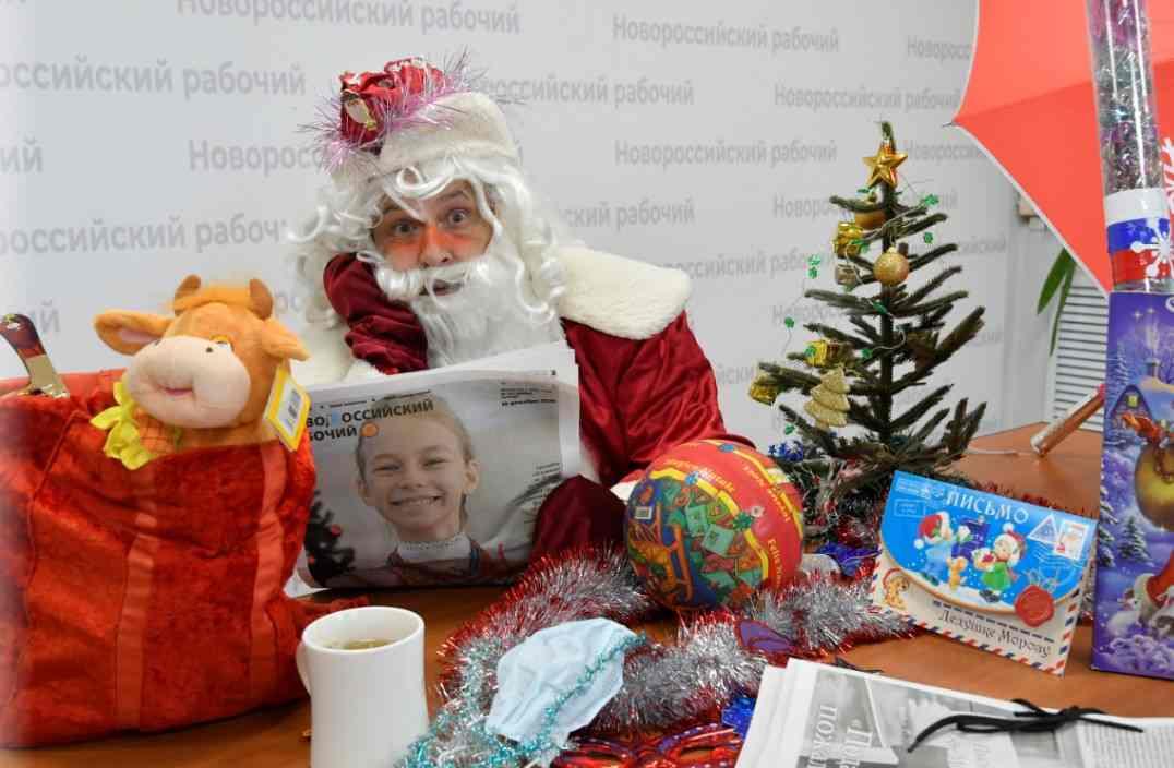 Откровения бывалого Деда Мороза для читателей «НР»