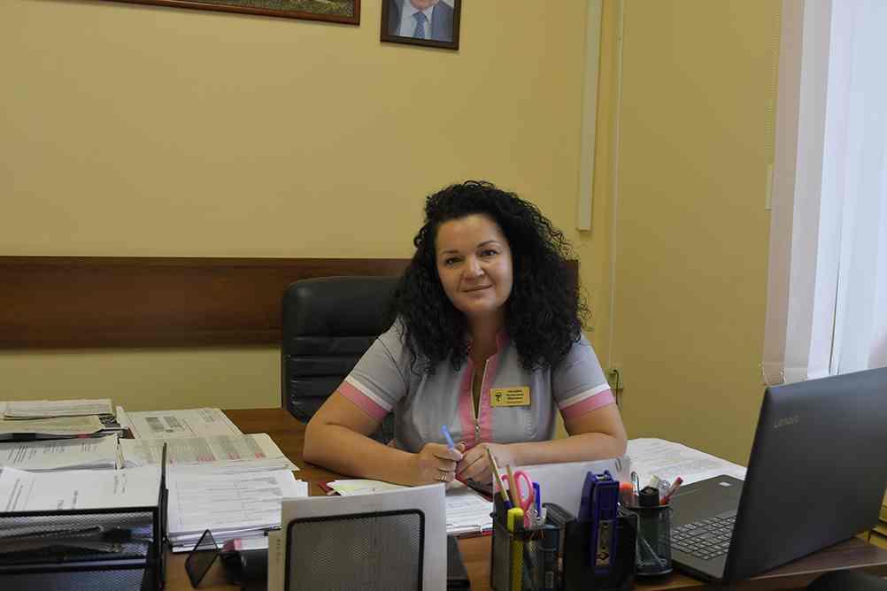 С 4 лет стала «доктором»: о системе новороссийского здравоохранения рассказала главврач больницы Абрау-Дюрсо