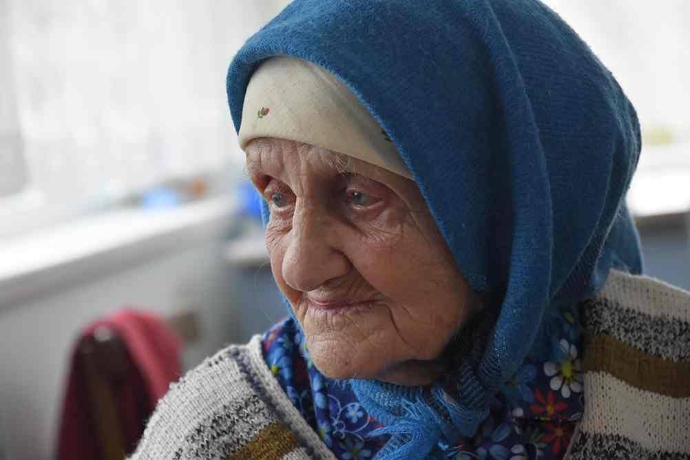 «Дожить бы до 100, а потом ещё чуть-чуть» — об этом мечтает старейшая жительница из хутора под Новороссийском