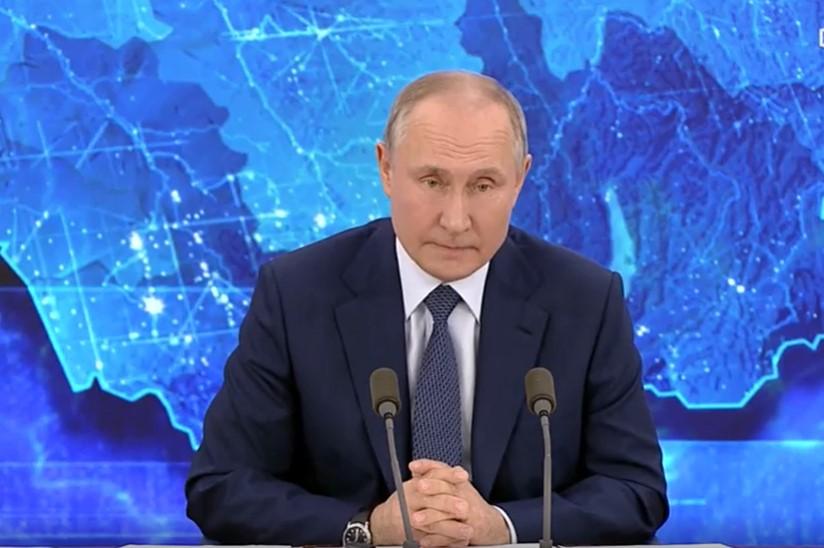 Шнуров спросил у Путина: как про жизнь говорить без матов и почему наши хакеры не помогли выиграть Трампу?