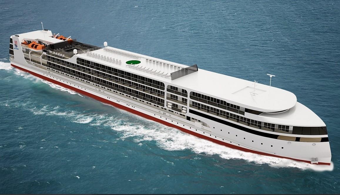 В новом году в Черном море появится пассажирский транспорт
