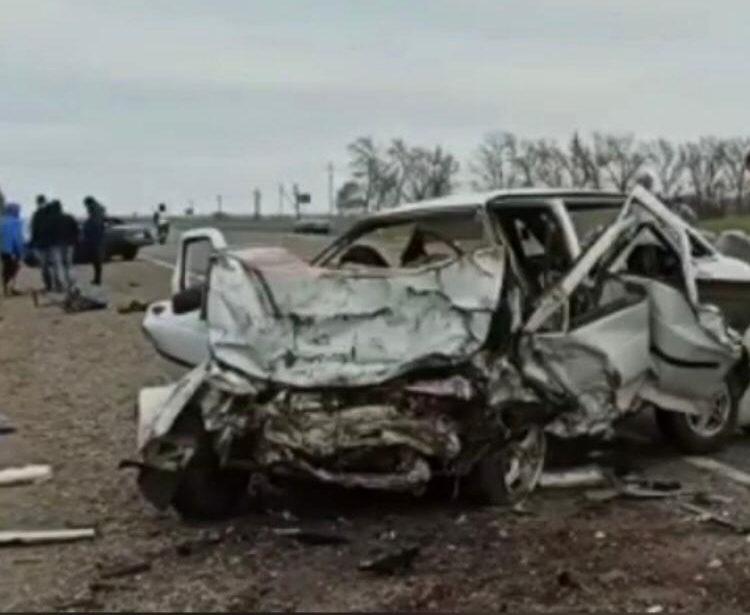 В Краснодарском крае произошло смертельное ДТП с участием полицейского