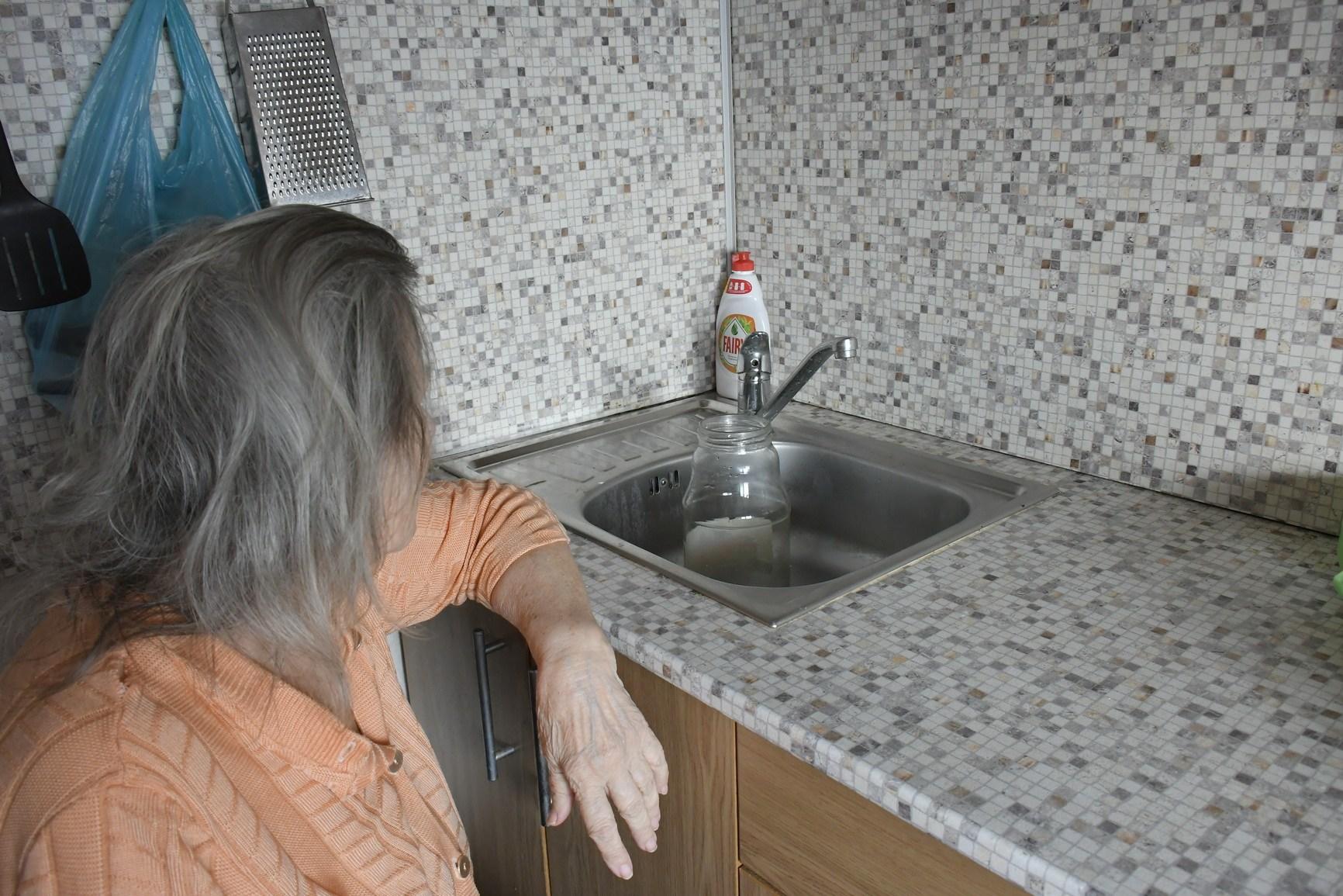 В Новороссийске — новая авария на водопроводе. Запасаемся водой
