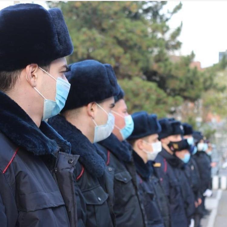 В Новороссийске продолжаются рейды по соблюдению масочного режима