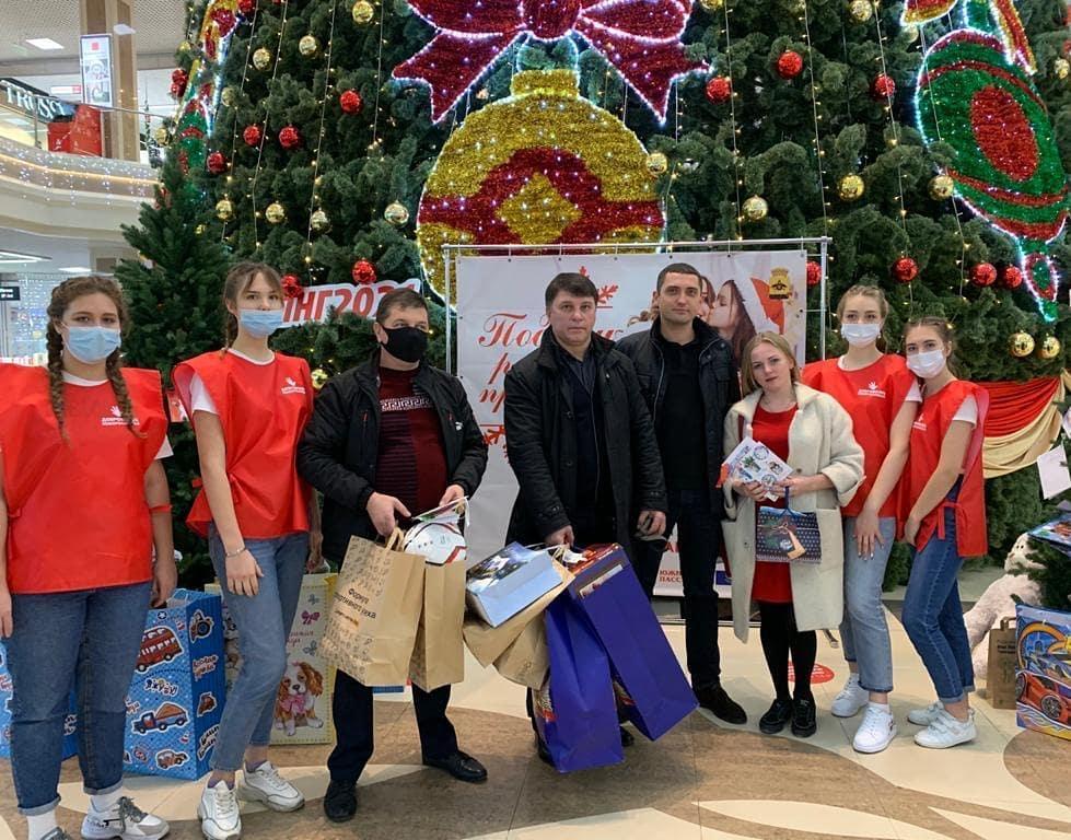 В преддверии Нового года  жители Новороссийска будут исполнять мечты детей