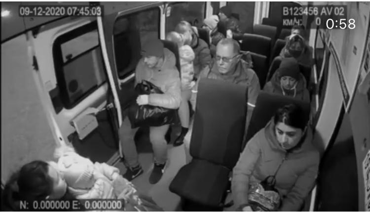 В Новороссийске в общественном транспорте теперь установлены камеры видеонаблюдения