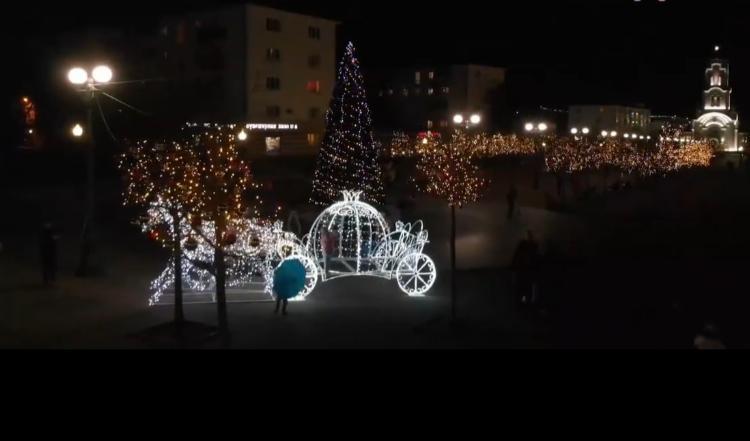 Глава Новороссийска приглашает горожан поучаствовать в новогодней акции
