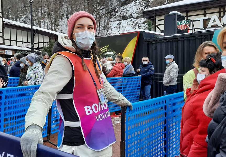 Маска против коронавируса: как Сочи спасается от наплыва туристов в период пандемии