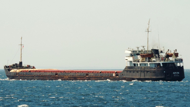 У берегов Турции затонул сухогруз. Четыре моряка погибли