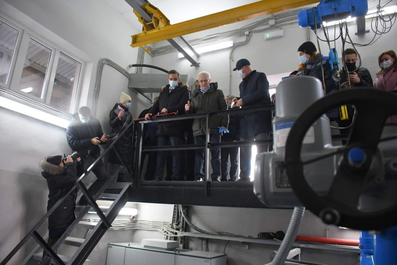 Новороссийск готовится встретить «большую воду»