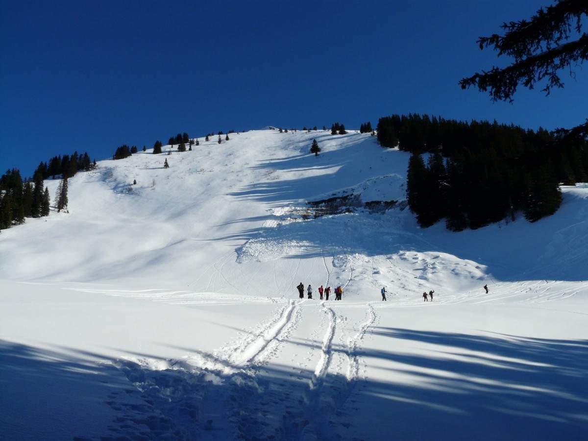 Предупреждение от МЧС: в горах Краснодарского края лавиноопасно