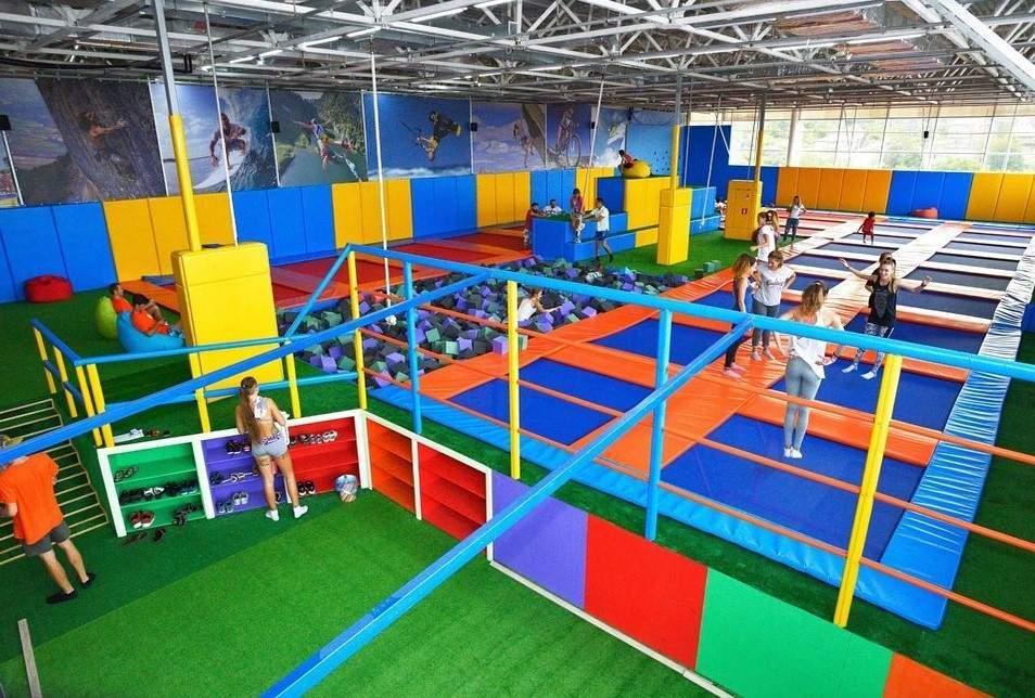 В Новороссийске начнут строить спортивный комплекс для прыжков на батуте