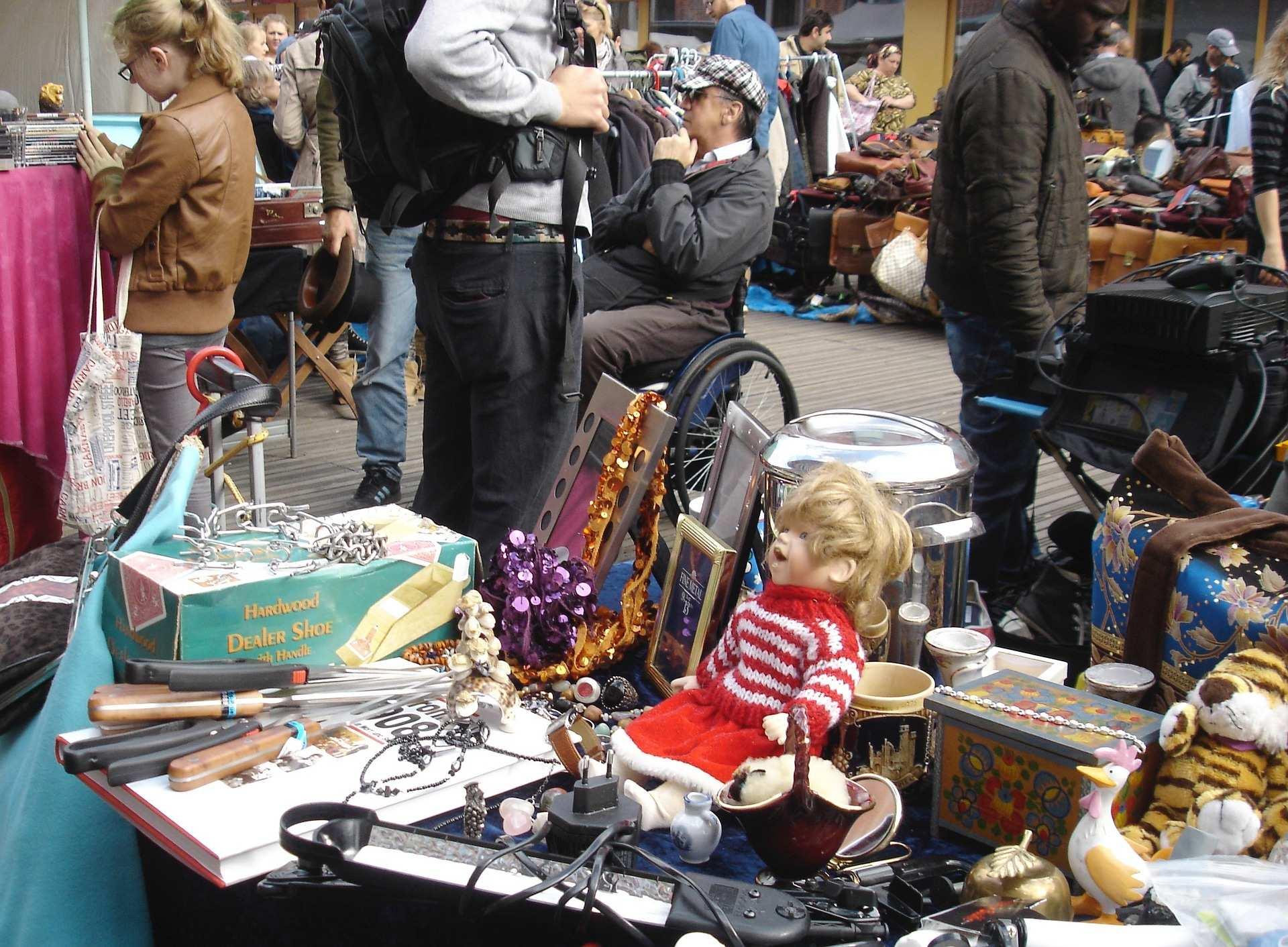 Новороссийцы просят открыть блошиные рынки в каждом районе