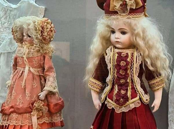 В Новороссийск привезли игрушки императорской семьи Романовых