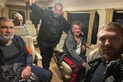 Новороссиец, освобожденный из ливийского плена, возвращается на родину
