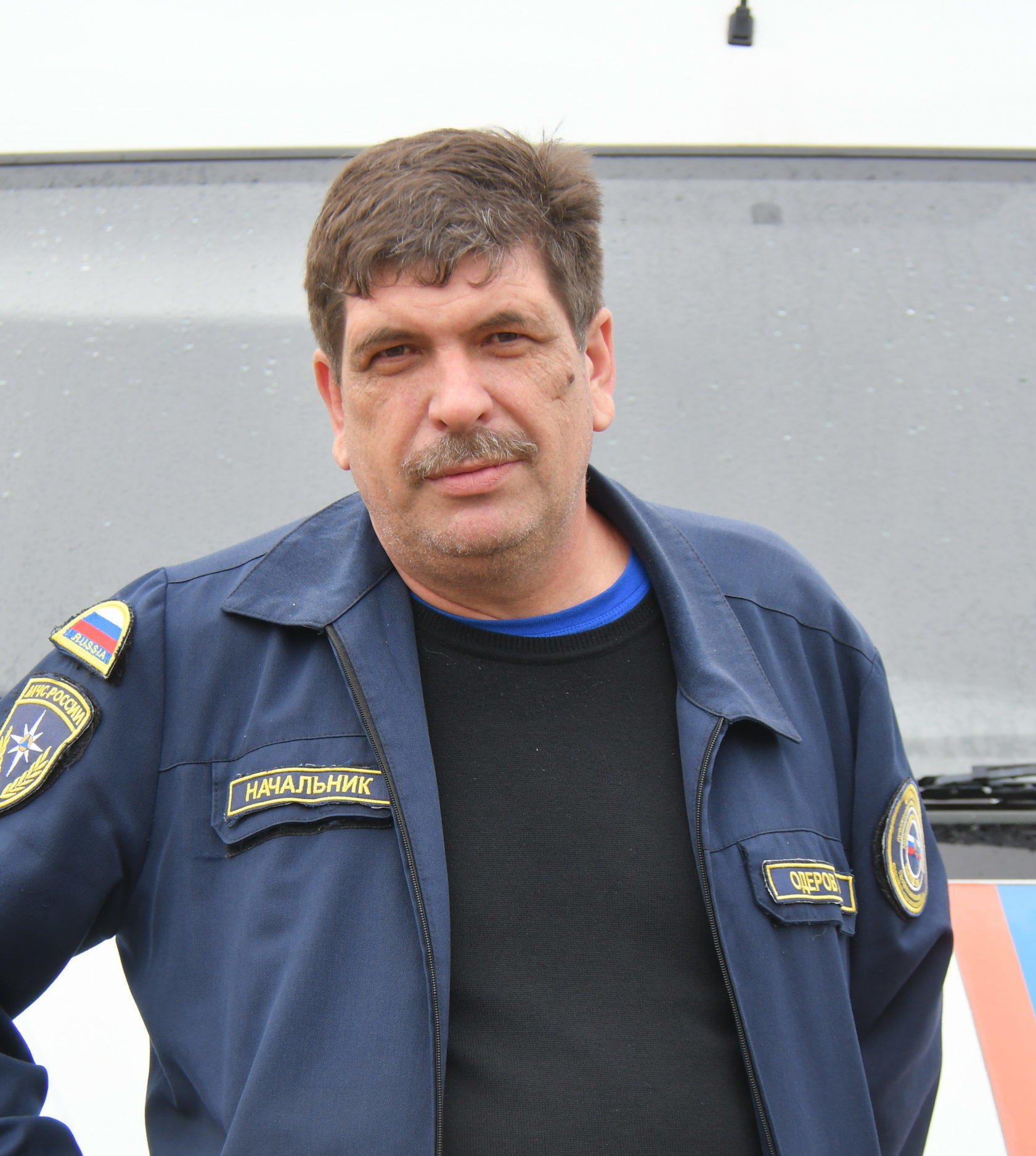 Чего боится главный спасатель Новороссийска. Честное интервью с Алексеем Одеровым
