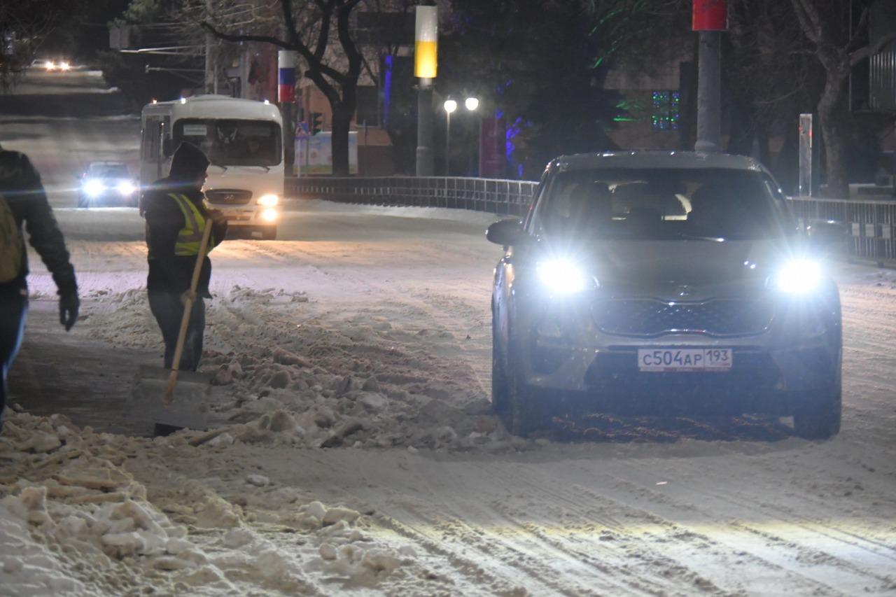 На дорогах Новороссийска с завтрашнего дня появятся самые осторожные водители
