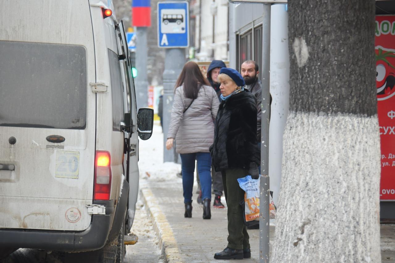 На дорогах гололёд: в Новороссийске введён режим повышенной готовности