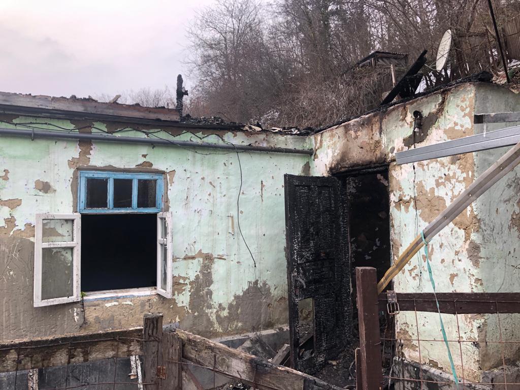 В Новороссийске из-за холодов выросло количество пожаров
