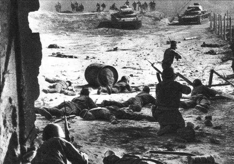 Как в боях за Новороссийск наши обманули немцев