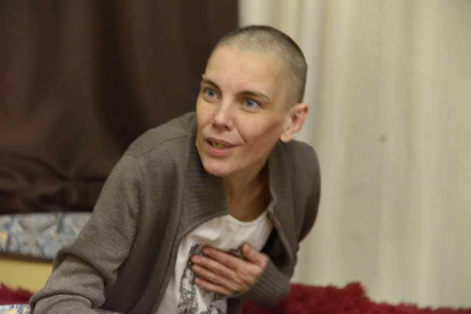 Из интеллектуала в бомжа: Галина Головина, которую судьба закинула в Новороссийск, поедет на «Первый канал»