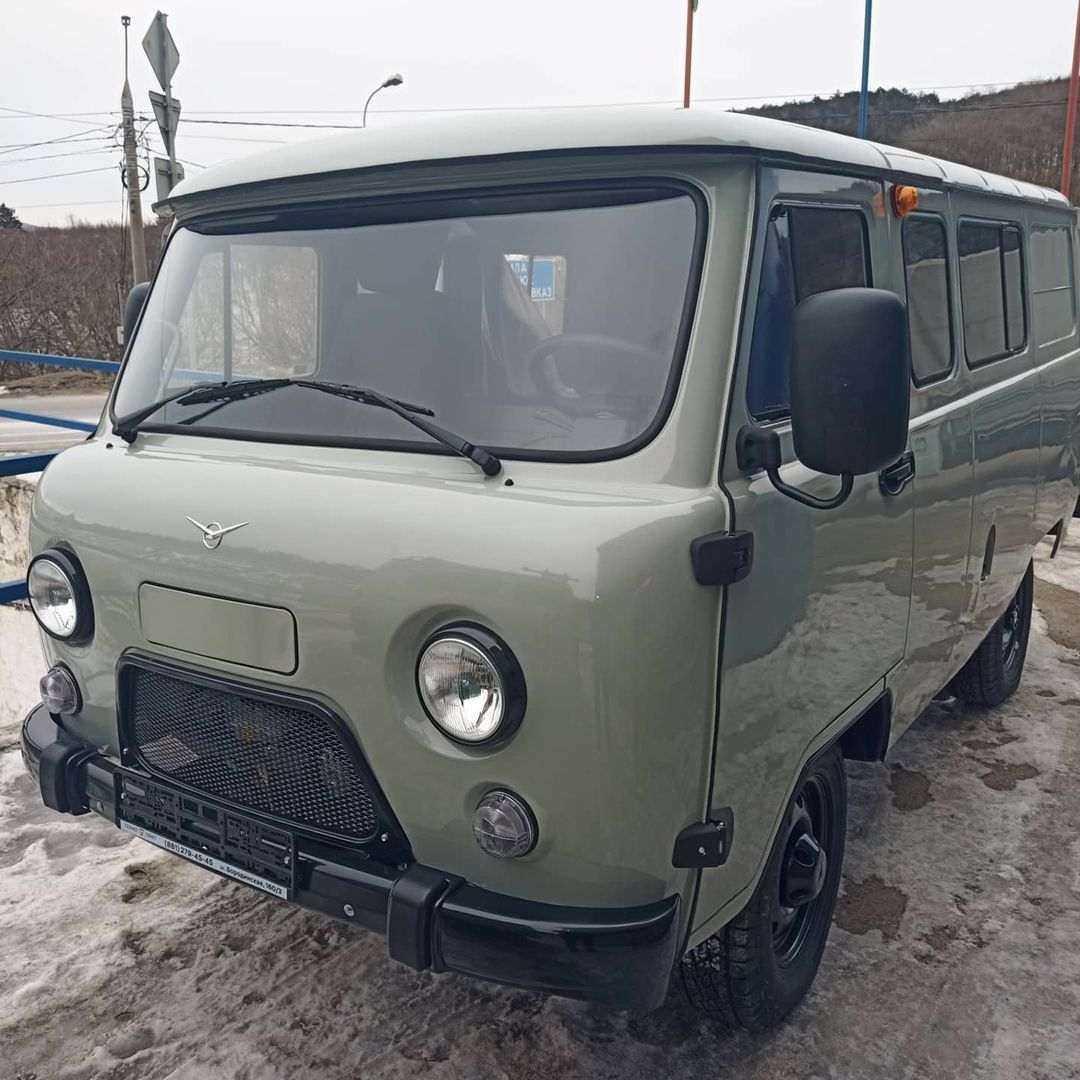 У спасателей Новороссийска – новая «буханка»
