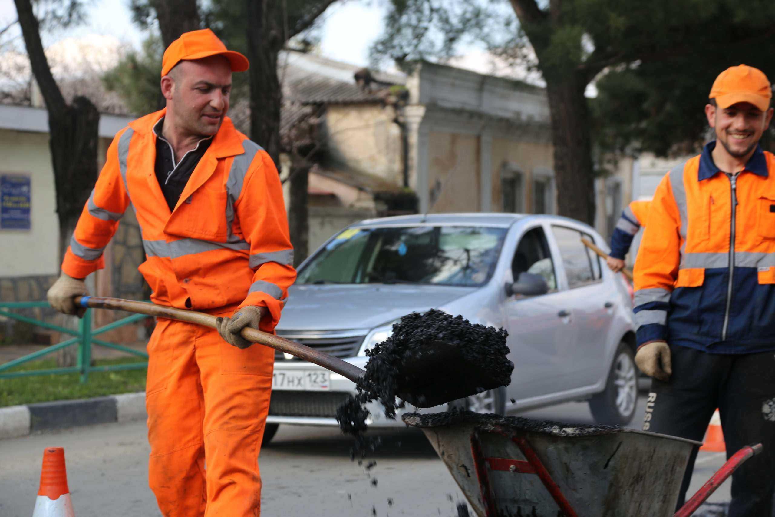 В Новороссийске на ремонт проспекта Ленина выделено 102 миллиона рублей