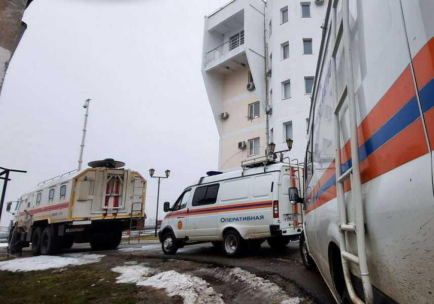 В Керченском проливе ядовитыми газами отравились члены экипажа сухогруза