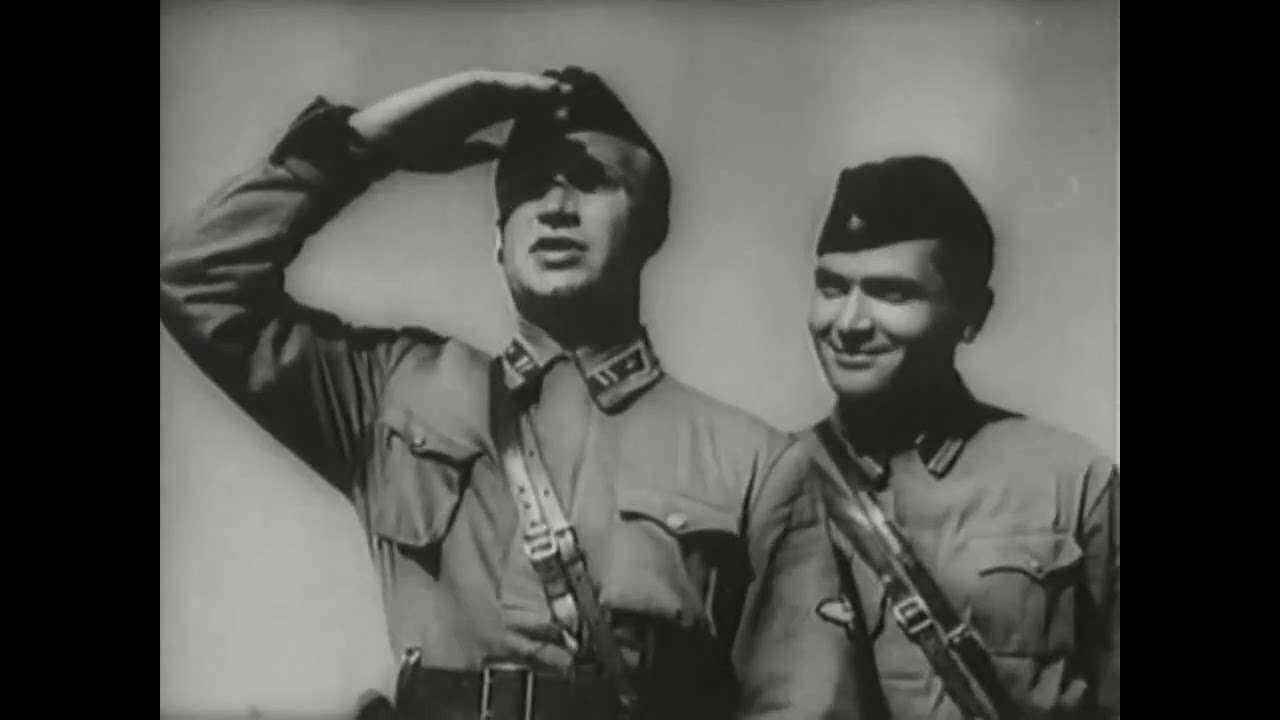 Советское военное запретное кино с участием новороссийцев