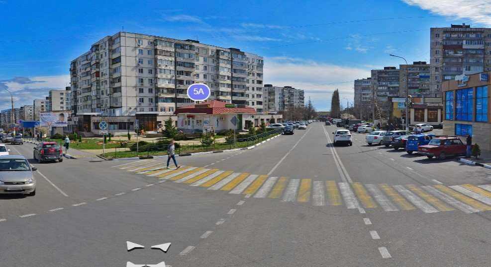В Новороссийске можно получить адреналин на пешеходном переходе