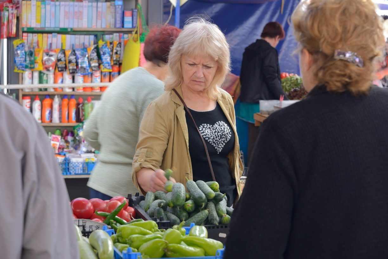 В Новороссийске снова поднялись цены на овощи. Дожди уничтожили урожай?