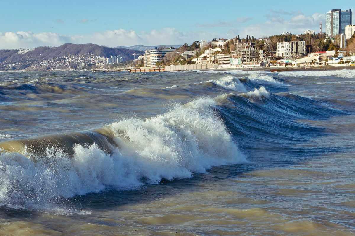 Черноморские курорты оказались в рейтинге самых популярных направлений для отдыха весной