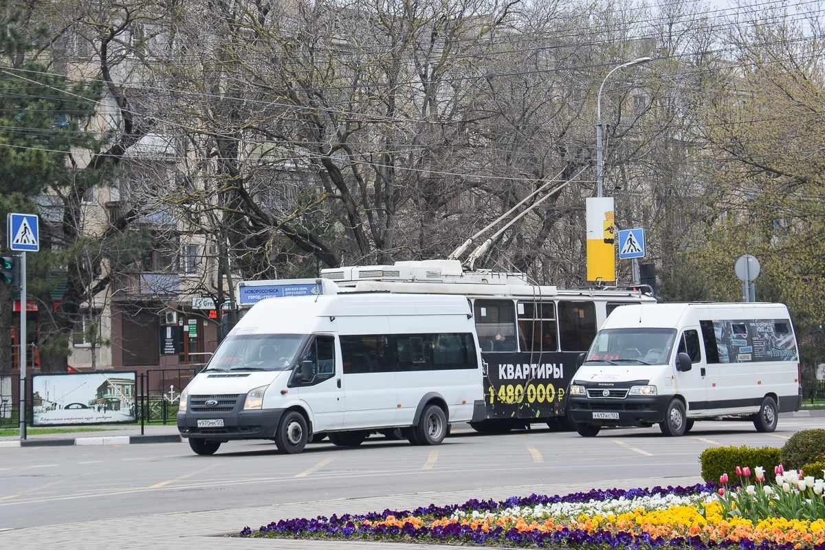 Перевозчики Новороссийска готовы перейти на безнал, но не готовы возить бесплатно