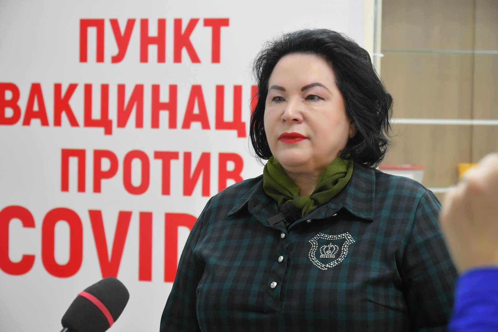 Вакцинация от коронавируса в Новороссийске: вопросы медикам