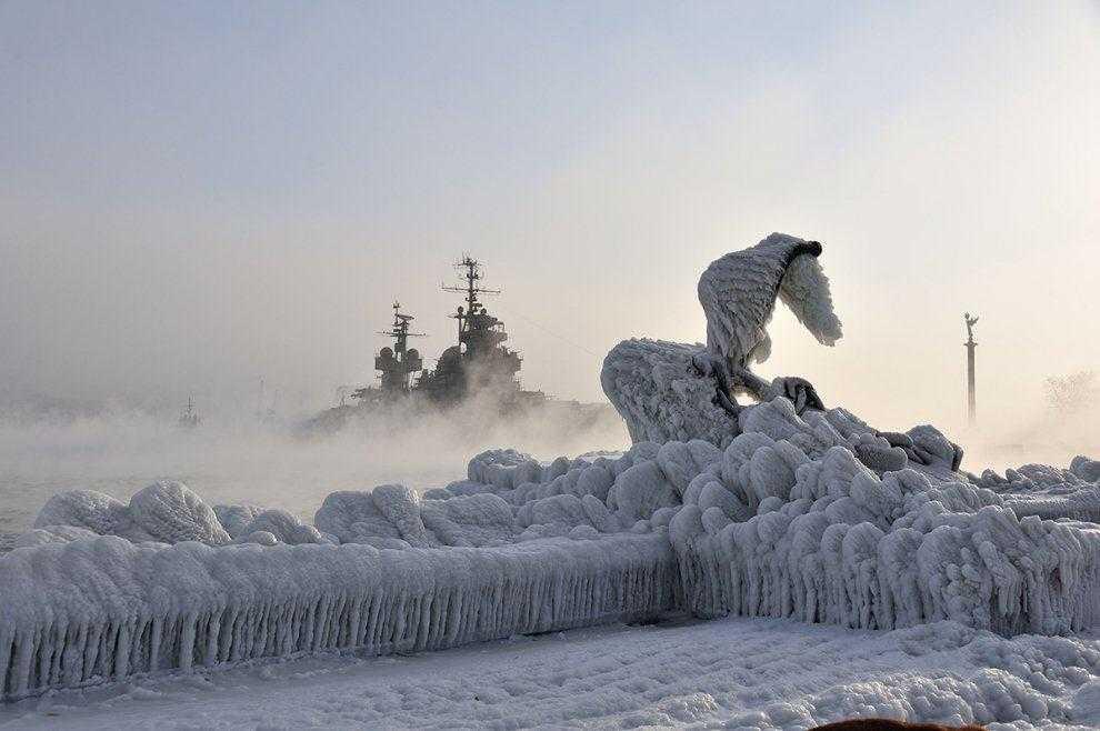 Ждать ли Новороссийску аномально холодной зимы