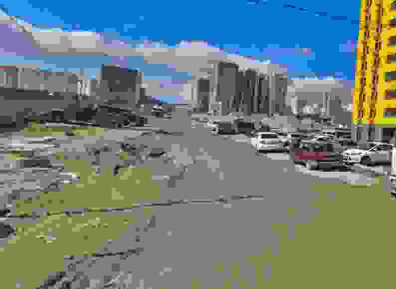 В Новороссийске дорогу на Мурата Ахеджака построят одновременно со школой