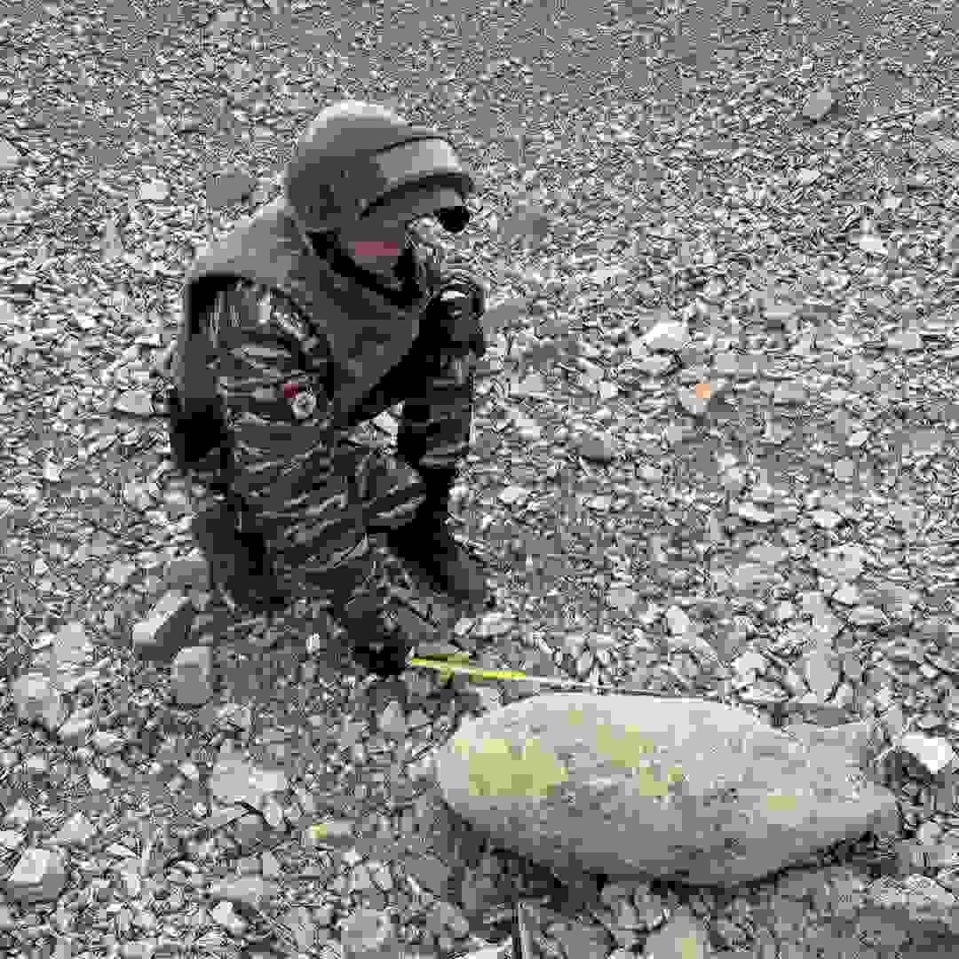 В Новороссийске уничтожили бомбу, обнаруженную в Мысхако