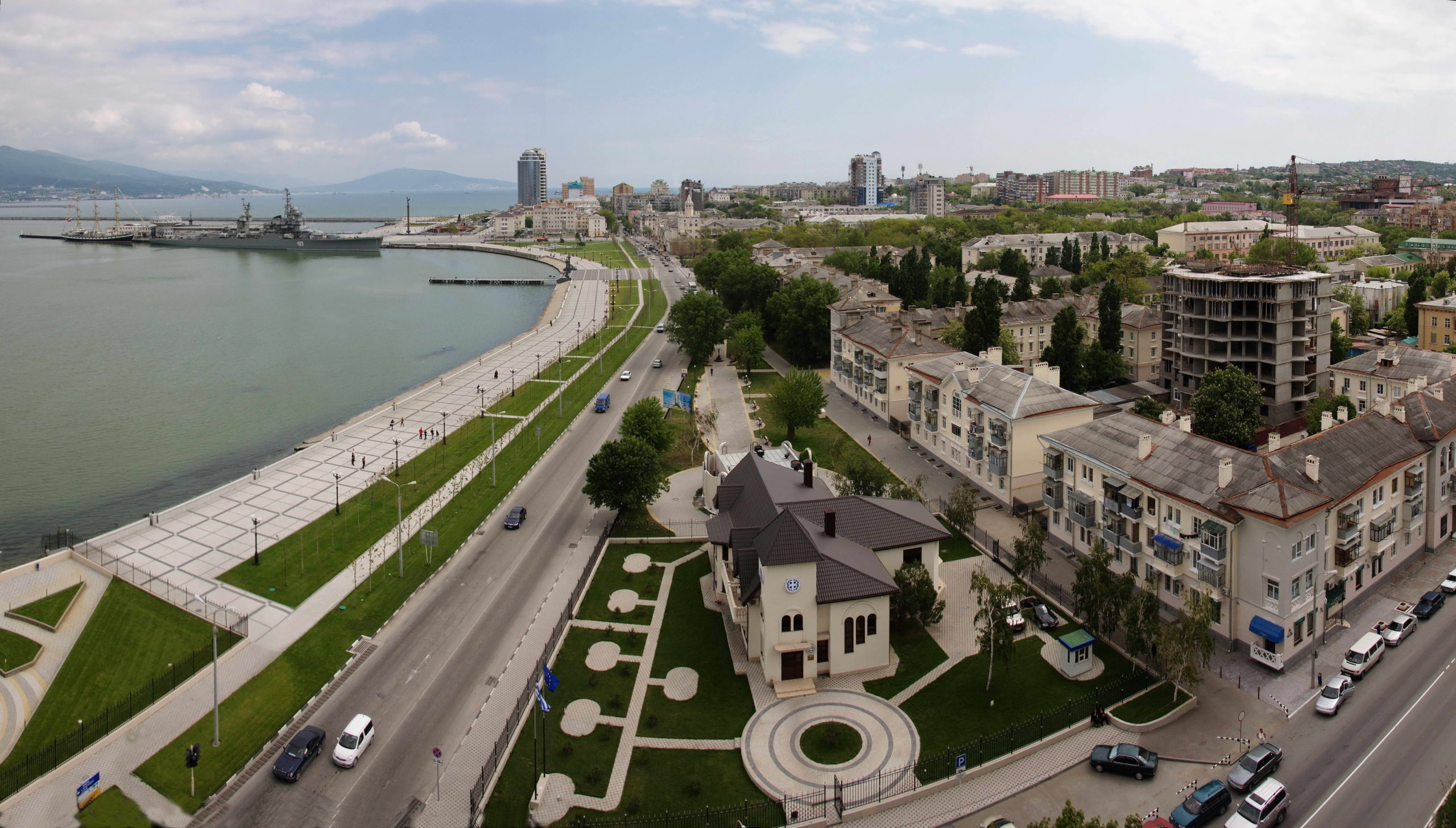 Новороссийску — 183 года! Поздравление главы города Игоря Дяченко