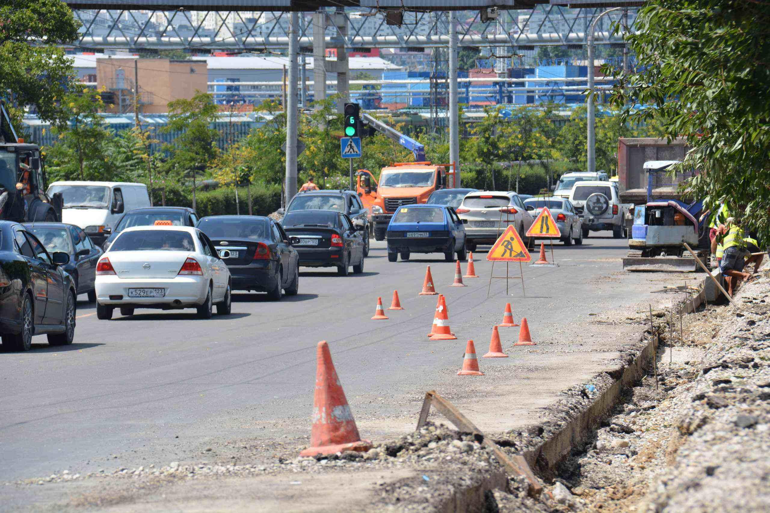 Где лучше ремонтируют дороги? Мнение новороссийцев важно!