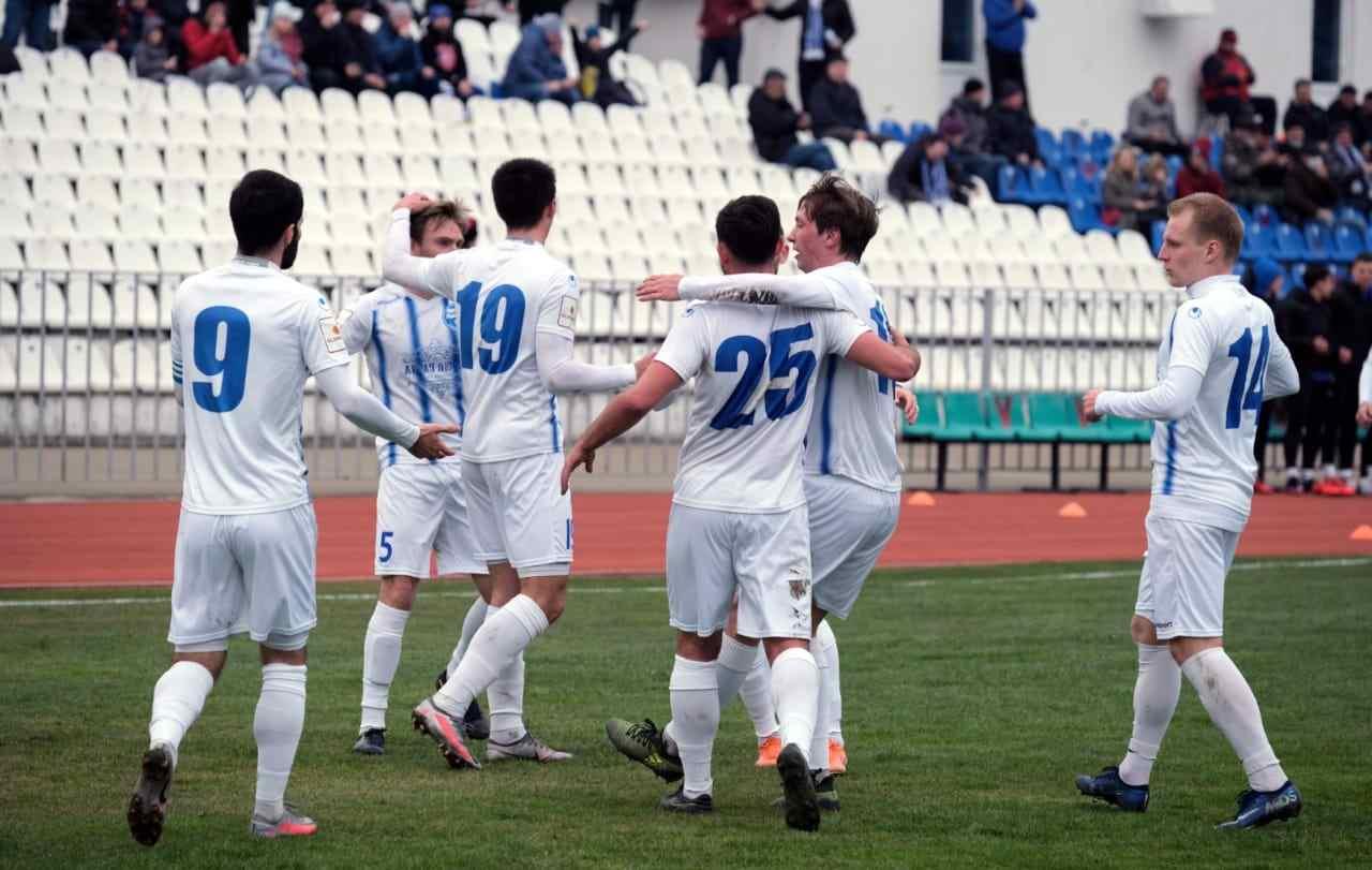 «Черноморец» сыграл как аргентинцы против Ямайки – 5:0