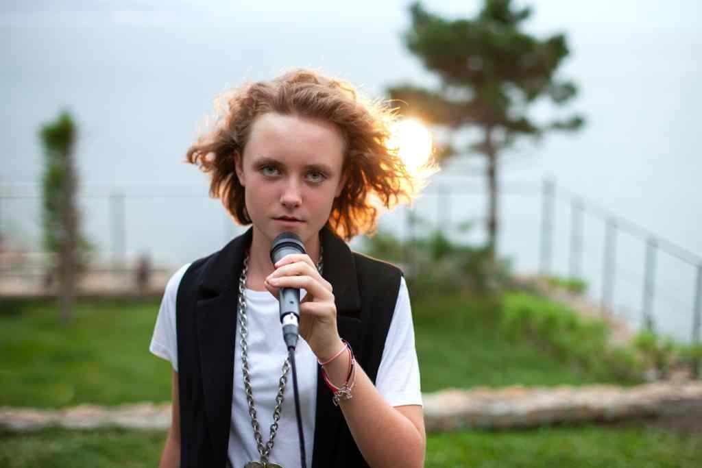 Ева Поклонская из Новороссийска произвела фурор на «Голос.Дети»