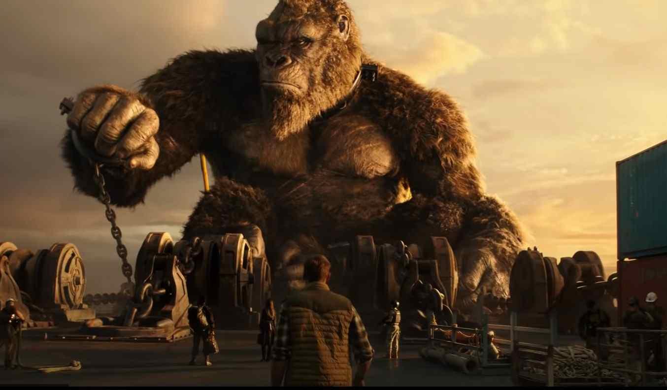 В Новороссийске стартует показ нового фильма – «Годзилла против Конга»