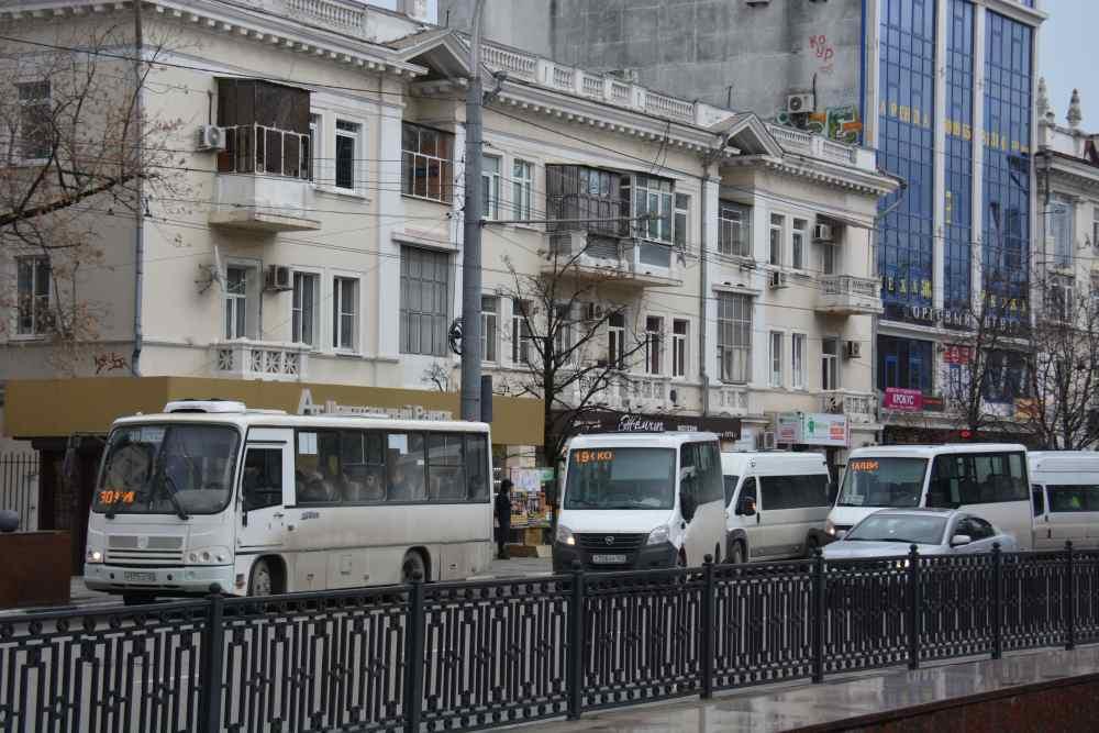 Маршрутки в Новороссийске снова проверили на наличие терминалов оплаты