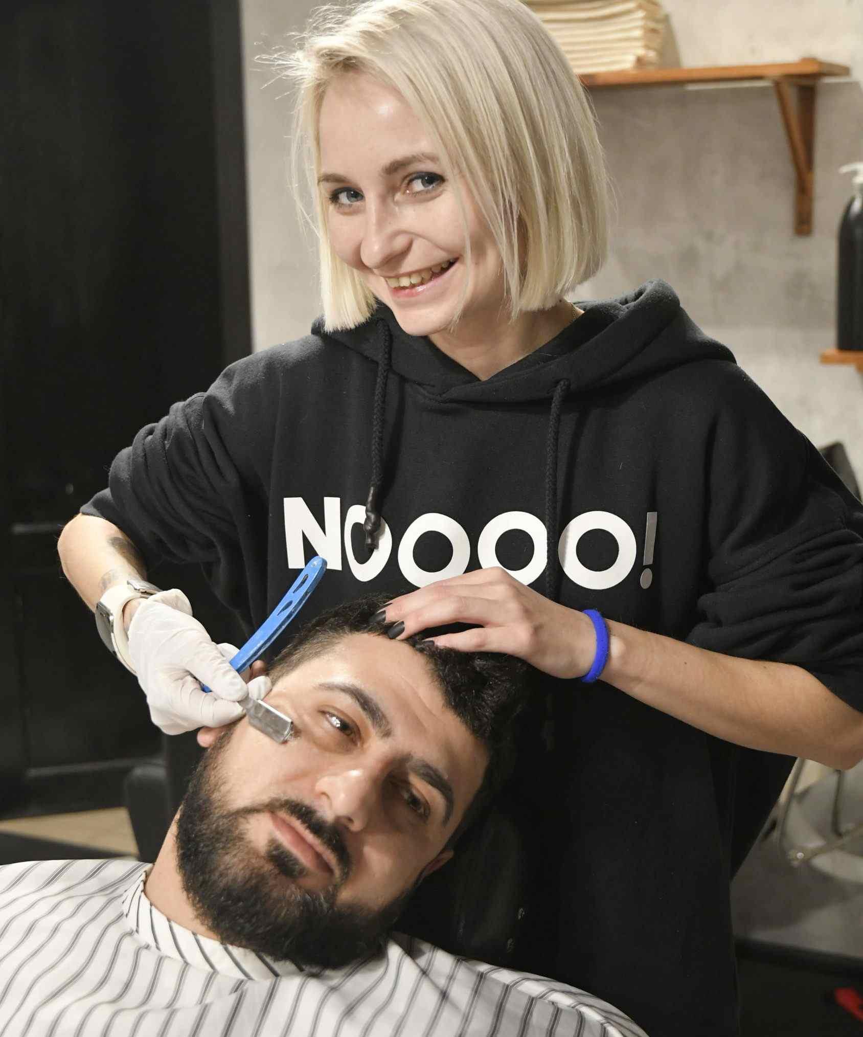 Брадобрей Новороссийска рассказала обо всех трендах на бороды: как ухаживать и как стричь