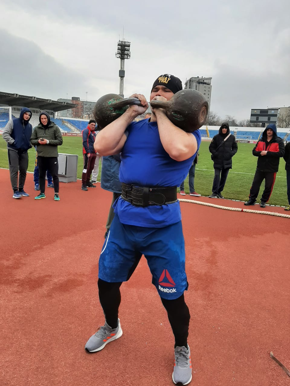 В Новороссийске пожарные и спасатели могут дать фору многим спортсменам