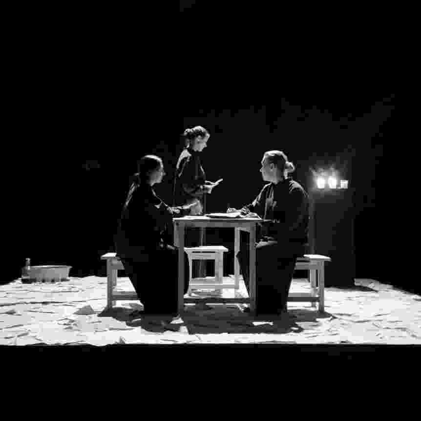 В Новороссийске на премьере уникального спектакля и актеры, и зрители испытали катарсис